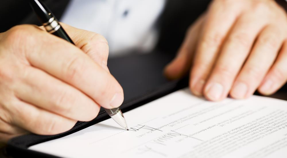 UK Legal document signing services from Beechwood Solutions Limited